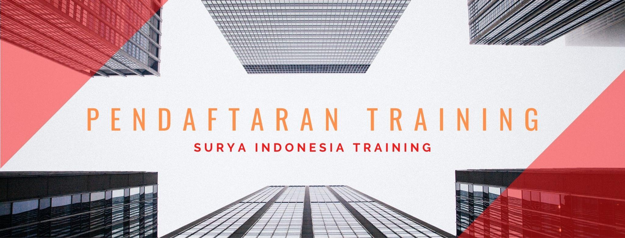 surya indonesia training