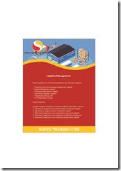 pelatihan Sistem Manajemen Logistik online